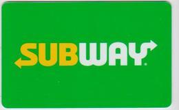 GIFT CARD - USA - SUBWAY-065 - Gift Cards