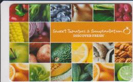 GIFT CARD - USA - SOUPLANTATIONS @ SWEET TOMATOES-046 - Gift Cards