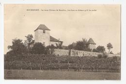 Rochefort. Le Vieux Chateau De Mandrin (3651) - France