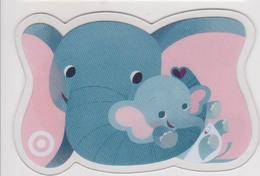 GIFT CARD - USA - TARGET-2368 - ELEPHANT - Gift Cards