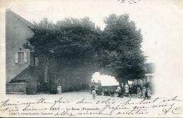 N°1243 A -cpa Ervy -la Berne- - Ervy-le-Chatel