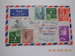 Sevios / Great Britain / Mauritius  / Stamp **, * (*) Or Used - Mauritius (...-1967)