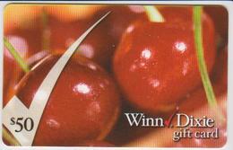 GIFT CARD - USA - WINN DIXIE-003 - CHERRY - Gift Cards