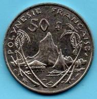 (r65) FRENCH POLYNESIA / POLYNESIE  50 Francs 1967 - French Polynesia