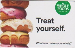 GIFT CARD - USA - WHOLE FOODS-??? - Gift Cards