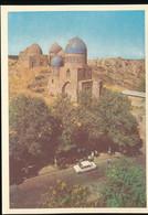 Samarkand -- Shahi - Zinda Ensemble - Uzbekistan