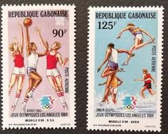 Gabon 1984 Summer Olympics - Gabon
