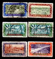 Guatemala-0126 - Emissione 1950 (o) Used - - Guatemala
