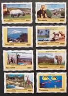 Tanzania 2000 Tourism POSTAGE FEE TO BE ADDED ON ALL ITEMS - Tanzanie (1964-...)