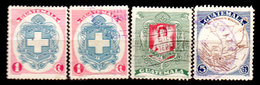 Guatemala-0127 - Emissione 1951 (o) Used - - Guatemala