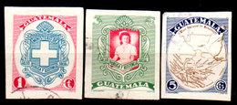 Guatemala-0128 - Emissione 1951 (o) Used - - Guatemala