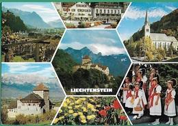 ! - Liechtenstein - Vaduz - Vues Diverses - Liechtenstein