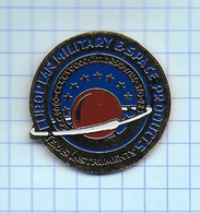 Pin's Entreprise - Texas Instruments / European Military ESPACE Products - Space