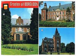 Groeten Uit Borgloon (3 Zichten) - Borgloon
