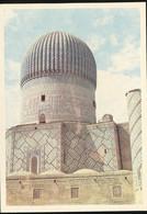 Samarkand -- Gur Amir --  Mausoleum - Uzbekistan