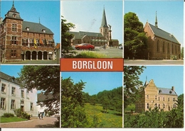 Groeten Uit Borgloon (6 Zichten) - Borgloon