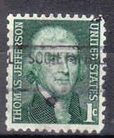 USA Precancel Vorausentwertung Preo, Locals South Carolina, Society Hill 841 - Vereinigte Staaten