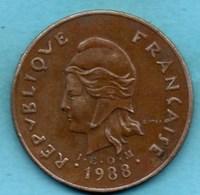 (r65)   FRENCH POLYNESIA / POLYNESIE  100 Francs 1988 - French Polynesia