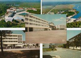 5 CPSM HOURTIN. Centre De Formation Maritime. - Autres Communes