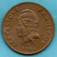 (r65)   FRENCH POLYNESIA / POLYNESIE  100 Francs 1984 - French Polynesia
