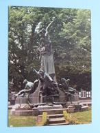 Monument Der Gesneuvelden 1914-18 En 1940-45 HAMME () Anno 19?? ( Zie Foto Voor Details ) ! - Hamme