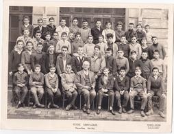 VERSAILLES - Photo De Classe - Ecole Saint-Louis - 1961 - 1962 - Unclassified