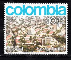 Colombia 1976 Mi Nr 1303 Conferentie Verenigde Natie, Stad  Barranquilla - Colombia