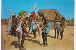 Angola -Cena Da Festa Da Circuncisão (Humbes) - Angola
