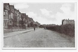 Crewe - Nantwich Road. - England