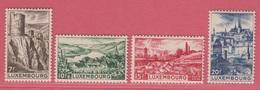 1948 ** (sans Charn., MNH, Postfrisch)  Yv  406/9Mi  431/4 - Nuevos