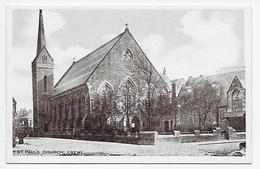 Crewe - St. Paul's Church - England