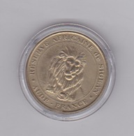 Reserve Africaine 2005 Le Lion - Monnaie De Paris