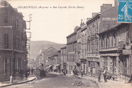Decazeville - Rue Cayrade (Partie Haute) - Decazeville