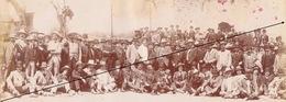 Foto Espana Espagne 1895 Fabrica De Lachar Granada Andalucia Album El Duque De San Pedro De Galatino Azucarera - Lieux