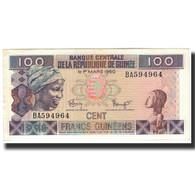Billet, Guinea, 100 Francs, 1998, KM:35a, SUP - Guinée