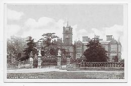 Crewe - Crewe Hall - England