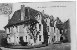 V14940 Cpa 24 La Rigaudie Par Villamblard - Non Classés