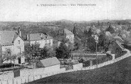 V14958 Cpa 19 Treignac - Vue Panoramique - France