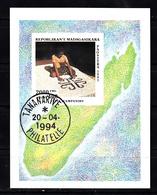 Madagaskar 1994 MI Nr Blok 255, Kunst - Madagaskar (1960-...)