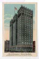 - CPA NEW YORK (USA) - THE VANDERBILT HOTEL - - Wirtschaften, Hotels & Restaurants