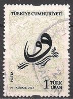 Türkei  (2013)  Mi.Nr.  4056  Gest. / Used  (14ba24) - 1921-... Republiek