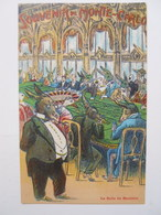 Souvenirs De Monte-Carlo - La Salle De Roulette - Monaco