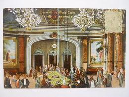 Souvenirs De Monte-Carlo -La Salle De Jeu Animée - Monaco