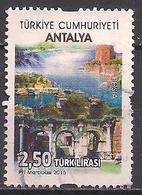 Türkei  (2015)  Mi.Nr.  4162  Gest. / Used  (14ba35) - 1921-... Republiek