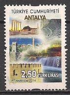 Türkei  (2014)  Mi.Nr.  4147  Gest. / Used  (14ba32) - 1921-... Republiek