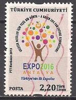 Türkei  (2013)  Mi.Nr.  4049  Gest. / Used  (14ba40) - 1921-... Republiek