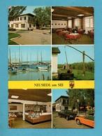 Autriche Osterreich Burgerland Neusiedl / See Restaurant Pension Till Eulenspiegel - Neusiedlerseeorte