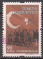 Türkei  (2011)  Mi.Nr.  3920  Gest. / Used  (14ba42) - 1921-... Republiek