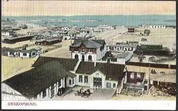 Deutsche Post In Südwestafrika  Swakopmund   AK 1907 - Namibie