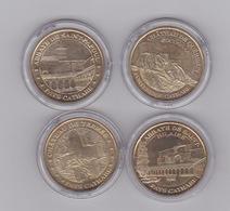 Aude  2007- 2008- 2012 - Monnaie De Paris